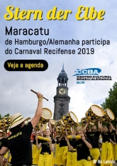 Maracatu alemão no carnaval pernambucano