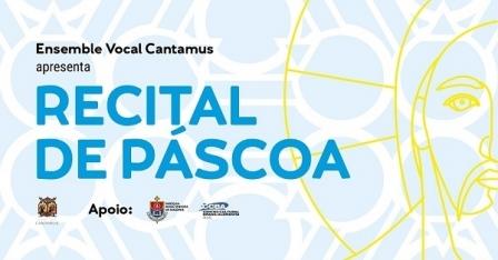 CCBA convida para recital de páscoa