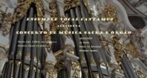 Ensemble Vocal Cantamus apresenta concerto de música sacra e órgão