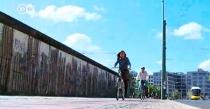 Ciclovia ao longo do Muro lembra os 25 anos de divisão da Alemanha