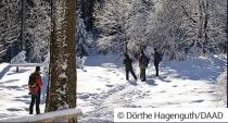 WINTERKURS (Curso de Inverno) - Bolsas para estudar alemão e conhecer a cultura na Alemanha