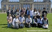Programa de bolsa para mestrado em políticas públicas e boa governança