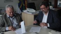 Acordo de cooperação entre CCBA e UPE estimula intercâmbio acadêmico e estudo da língua alemã