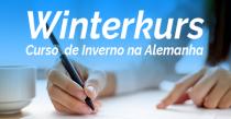 Inscrições abertas para o Winterkurs / Curso de Inverno na Alemanha