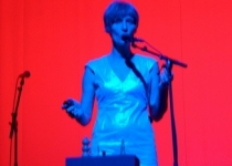 Música: Oficina no CCBA com Ute Wassermann, artista de voz, compositora e improvisadora