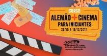 Curso: Alemão + Cinema para iniciantes (28/10 a 16/12/2017)
