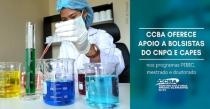 CCBA oferece apoio a bolsistas do CNPq e Capes