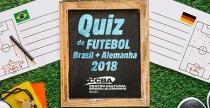 Quiz de futebol Brasil + Alemanha 2018
