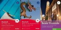 Novas opções de leitura fácil em alemão chegam à biblioteca do CCBA
