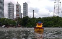 Nada a comemorar: pesquisa mostra estado de calamidade do Rio Capibaribe