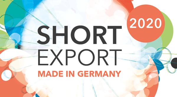 Exposição de Curtas CCBA - Short Export 2020 - Made in Germany